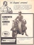 BSA Sunbeam Scooter Poster P5118